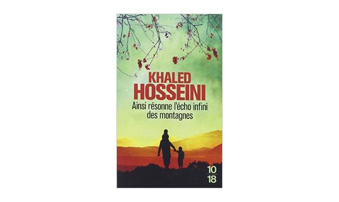 khaled hosseini et les montagnes ont fait écho téléchargement mobi