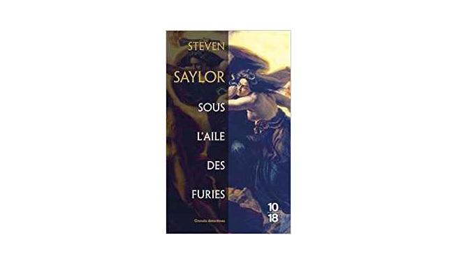 Steven Saylor – Sous l'aile des furies
