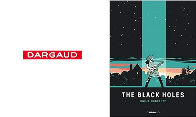 Borja Gonzalez – The Black holes