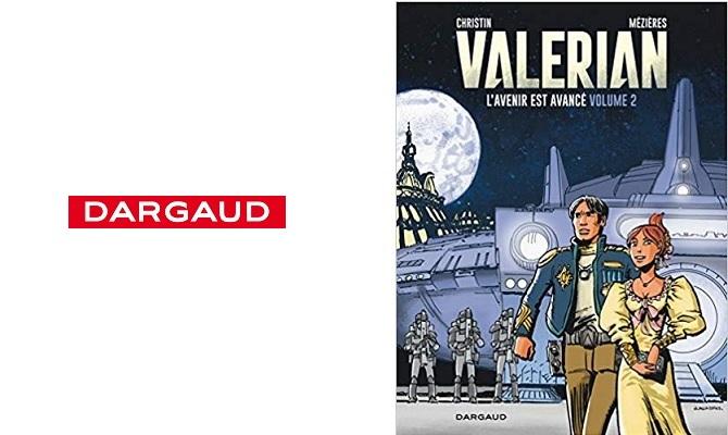 Christin & Mézières – Autour de Valérian «L'avenir est avancé» T.2