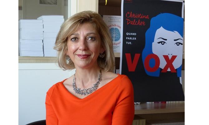 Interview de Christina Dalcher !