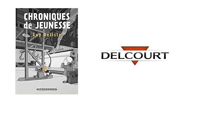 Guy Delisle – Chroniques de Jeunesse