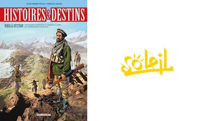 Pécau & Arlem – Le garde du corps de Massoud